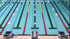 олимпийское заплывание бассеина акции видеоматериалы
