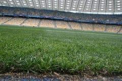 Олимпийское NSC, Киев Перед выпускными экзаменами лиги чемпионов UEFA Стоковое Изображение RF