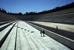 олимпийское statium Стоковое фото RF