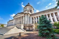 Олимпия Сиэтл Вашингтон капитолия штата Вашингтона стоковая фотография