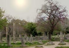 Олимпия 2 стоковое изображение