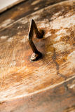 олово бака Стоковое Изображение