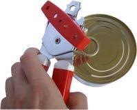 олово ножа для вскрытия консервных банок Стоковое Изображение RF
