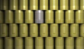 олово чонсервных банк стоковая фотография rf