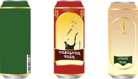 олов пива установленные Стоковые Фотографии RF