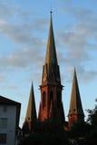 Ольденбург Германия стоковое фото rf