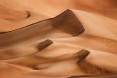 Оман: Пустой квартал Стоковые Фото