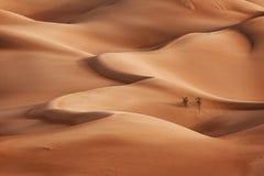 Оман: Пустой квартал Стоковые Фотографии RF