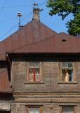 домашнее деревянное Стоковые Фото