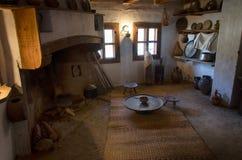домашнее нутряное деревенское Стоковые Фотографии RF