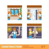 домашние ремонты Стоковые Изображения