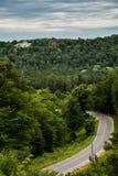 домашняя дорога к Стоковое Изображение
