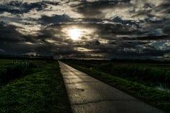 домашняя дорога стоковое фото rf