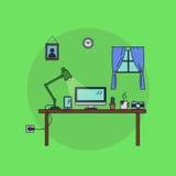домашняя работа Стоковое Изображение