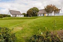 2 дома в Ирландии Стоковые Фото