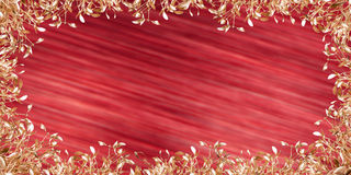 Омела золота Стоковое Изображение RF
