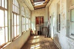 20 2006 домов привидения обитали в не городке pripyat который леты ярдов Стоковые Изображения RF
