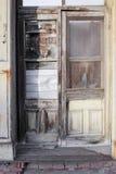 20 2006 домов привидения обитали в не городке pripyat который леты ярдов Стоковая Фотография