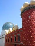28 1974 домов figueres dali собрания разнообразных самых больших большинств salvador раскрытый музеем Испания -го сентябрь одиноч Стоковые Изображения