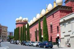 28 1974 домов figueres dali собрания разнообразных самых больших большинств salvador раскрытый музеем Испания -го сентябрь одиноч Стоковые Фото