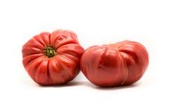 2 доморощенных томата heirloom Стоковые Фотографии RF