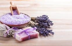 домодельное мыло Стоковое Изображение