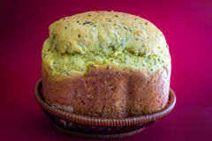 домодельное хлеба здоровое Стоковые Фотографии RF
