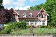 дом Германии старая Стоковое Фото
