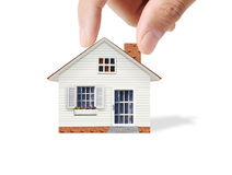 дом защищает Стоковое Изображение RF