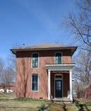 дом кирпича немногая Стоковые Фото