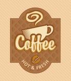 дом кофе капучино barman подготовляет иллюстрация штока
