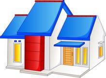 дом малая Стоковая Фотография