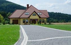 дом самомоднейшая Стоковые Фото