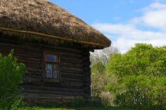 дом сельская Стоковая Фотография