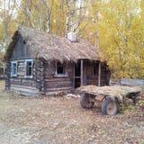 дом сельская Стоковые Изображения RF