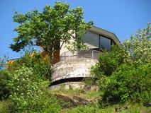 дом сиротливая Стоковое фото RF