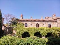 дом средневековая Стоковое фото RF
