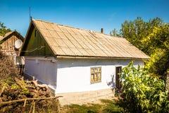 дом старая очень Стоковая Фотография RF