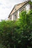 дом старая покинули Стоковое фото RF