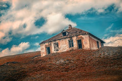 дом старая Стоковая Фотография