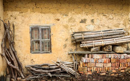 дом старая Стоковые Изображения