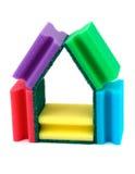 дом сделала губки Стоковая Фотография RF
