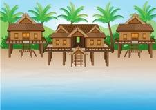 дом тайская Стоковые Фото