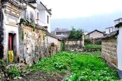 дом фарфора старая Стоковое Фото