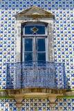 дом фасада старая Стоковое Изображение
