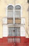 дом фасада старая стоковые изображения rf