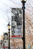 Они изменили знак на мотеле Лорена, Мемфис Теннесси истории Стоковые Изображения RF
