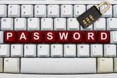 Онлайн безопасность Стоковое Изображение RF