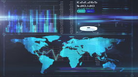 Онлайн экран глобального бизнеса