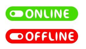 Онлайн стоковая фотография